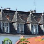wymiana dachu dzierżoniów dekarz